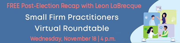 Small firm prac roundtable Nov 2020 enew